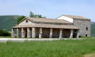Chiesa di S. Maria di Pistia, già di S. Maria della Neve