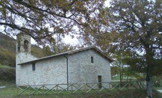 Forcella, Chiesa di Santa Croce