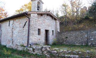 Castello d'Elce, Chiesa dei SS. Pietro e Paolo