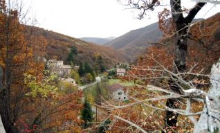 Copogna, veduta del borgo